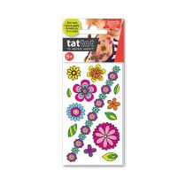 TATTOT STIKER TATO TEMPORARY SMALL - BUTTERFLY