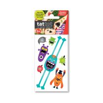 TATTOT STIKER TATO TEMPORARY SMALL 69517 - MONSTER