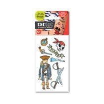 TATTOT STIKER TATO TEMPORARY SMALL 69523 - PIRATE
