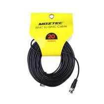 MOZTEC KABEL CCTV BNC TO BNC 20 MTR
