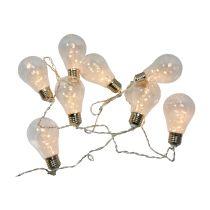 LAMPU HIAS BOHLAM WARM WHITE KABEL TRANSPARAN 50 L - 7,25 M