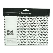 SARUNG IPAD MINI - BLACK SPARROW