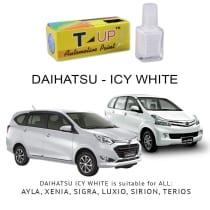 T-UP CAT OLES PENGHILANG GORESAN DAIHATSU - WHITE