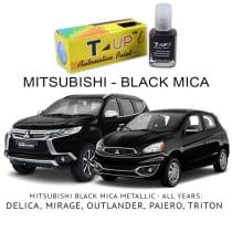 T-UP CAT OLES PENGHILANG GORESAN MITSUBISHI - BLACK MICA
