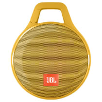 JBL CLIP + SPEAKER BLUETOOTH PORTABEL - KUNING