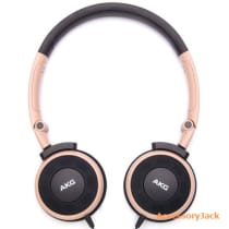 AKG ON EAR HEADPHONE Y30 -COKLAT