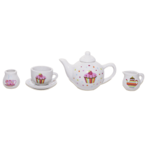 JUST FOR TEA SET TEH CUP CAKE