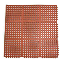 KRISBOW KESET ANTI SLIP WORK SAFE - TERRACOTA