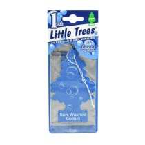 LITTLE TREES AIRWASH PENGHARUM MOBIL - SUN WASHED COTTON