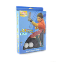 DOUBLE FISH BAT TENIS MEJA 3A-C
