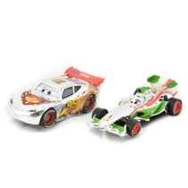 CARRERA GO!!! DISNEY CARS SILVER RACERS