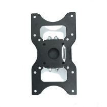 KRISBOW BRACKET TV FIXED 10-32 INCI - HITAM