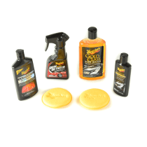 MEGUIARS BRILLIANT SOLUTION PAINT RESTORATION KIT