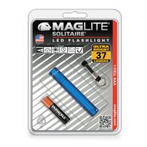 MAGLITE SENTER KECIL LED SOLITAIRE HANGPACK SJ3A116 - BIRU