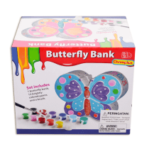 PAINT YOUR DREAM WORLD BUTTERFLY BANK