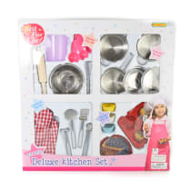 JUST FOR CHEF SET PERALATAN MASAK DELUXE