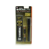 MAGLITE SP2201H SENTER LED MINI MAG HANGPACK AA - BLACK