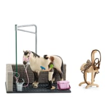 SCHLEICH HORSE WASH AREA