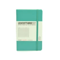 LEUCHTTURM NOTEBOOK KOTAK A6 - EMERALD