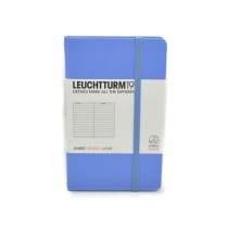 LEUCHTTURM NOTEBOOK GARIS A6 - CORNFLOWER