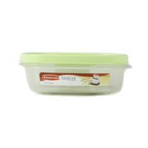 RUBBERMAID EASY FIND LID WADAH MAKANAN 3 CUP - HIJAU