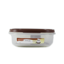 RUBBERMAID EASY FIND LID WADAH MAKANAN 9 CUP - MERAH