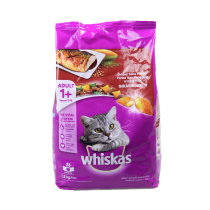 WHISKAS DRY FOOD GRILLED FISH 1.2 KG