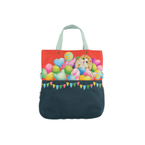 HENRY CATS & FRIENDS TAS TANGAN & TOTE CIRCUS DE HENRY A