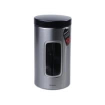 BRABANTIA TOPLES STAINLESS 1.7 LTR - SILVER HITAM