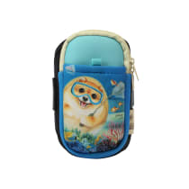 HENRY CATS & FRIENDS ARM POUCH UNDER THE SEA