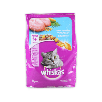 WHISKAS POCKET OCEAN FISH 7 KG