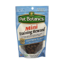 PET BOTANICS TRAINING REWARD MAKANAN ANJING RASA AYAM 4 OZ