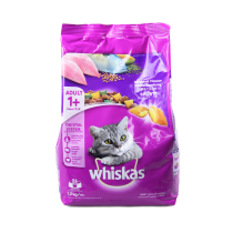 WHISKAS DRY FOOD MACKEREL 1.2 KG