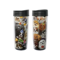 HENRY CATS & FRIENDS CATS TUMBLER DOGS 480 ML