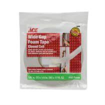 ACE ISOLASI PVC FOAM WIDE GAP 3.18 X 6.35 X 432 MM