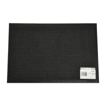 KRISBOW KESET PINTU MASUK 60X90 CM - CHARCOAL