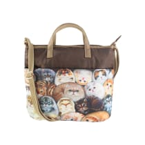 HENRY CATS & FRIENDS TAS SELEMPANG HENRY CATS