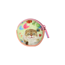 HENRY CATS AND FRIENDS DOMPET KOIN BELLA