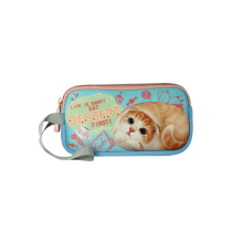 HENRY CATS & FRIENDS DOMPET SMARTPHONE HENNA
