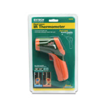 EXTECH IR THERMOMETER DUAL LASER 12:1