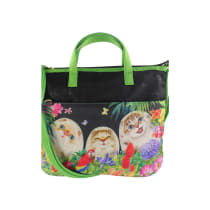 HENRY CATS & FRIENDS TAS SELEMPANG JUNGLE ADVENTURES