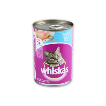 WHISKAS CAN OCEAN FISH 400 GR