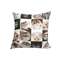 HENRY CATS & FRIENDS BANTAL PERSEGI CATS IN THE BOX