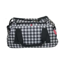 REISENTHEL ACTIVITY TAS TRAVEL MOTIF FIFTIES - HITAM