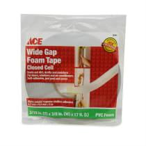 ISOLASI PVC FOAM WIDE GAP 4.7 X 9.5 X 432 MM