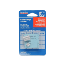 CABLE CLAMPS & STOPS 3 MM