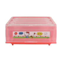 SANRIO HELLO KITTY FRONTE KOTAK PENYIMPANAN COLOR POP