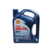 SHELL HELIX OLI MESIN HX7 SAE 10W40 4 L