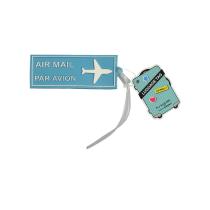 FUNKY LAND LABEL KOPER AIR MAIL