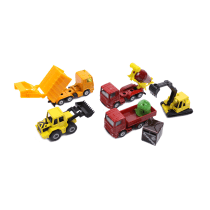 SIKU CONSTRUCTION VEHICLES GIFT SET 5 PCS